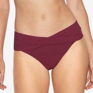 Robin Piccone Java Cuff Hipster Bikini Bottom